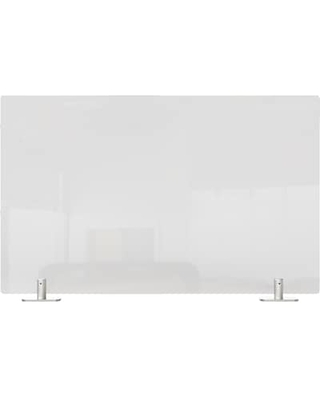 Ghent 18.06 x 23.5 Acrylic Non-Tackable Partition Extender Tape, Clear (PEC1824-T) | Quill