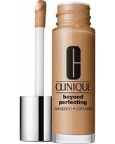 Clinique Beyond Perfecting Foundation + Concealer - Honey Wheat