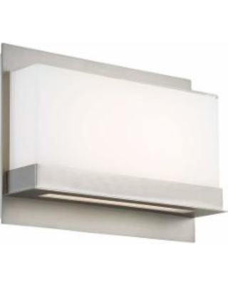 Modern Forms Lumnos 15 Inch LED Wall Sconce - WS-92616-SN