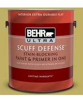 Deals For Behr Marquee 1 Gal Ppu9 06 Riesling Grape Flat Exterior Paint Primer