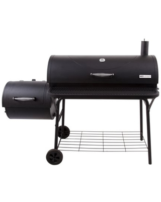American Gourmet by Char-Broil 1280 sq in Offset Charcoal Smoker