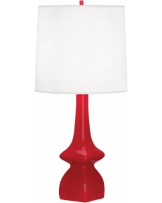 Deal alert robert abbey jasmine ruby red ceramic table lamp robert abbey jasmine ruby red ceramic table lamp aloadofball Image collections