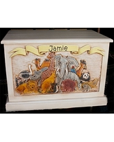 Great Prices For Minick Solid Acacia Wood Toy Box Millwood Pines