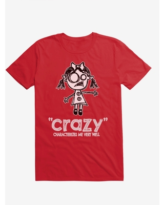 iCreate Crazy Character T-Shirt