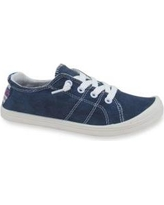 Jellypop Navy Ca Dallas Lace Up Sneakers