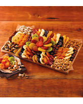 Entertainer's Dried Fruit And Nut Tray by Harry & David