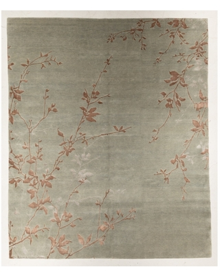 """Hand-knotted Modern Rug - 8'4"""" x 9'11"""""""