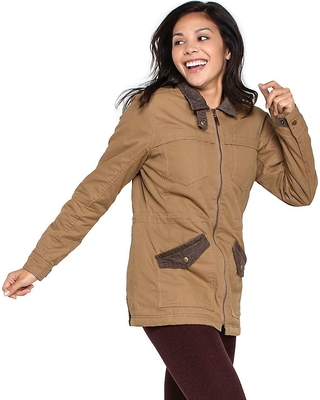 ec89097763be6a On Sale NOW! 25% Off Toad   Co Women s Corbett Canvas Jacket - Large ...
