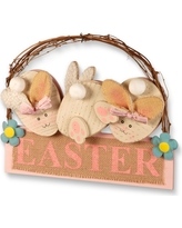 12 Easter Decoration - National Tree Company, Off White