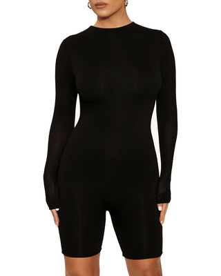 Shop Deals on Womens Naked Wardrobe The Nw All Body Long