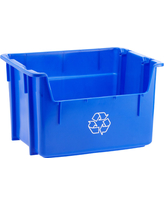 Stacking Recycling Bin