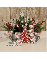 113//4-Inch The Beistle Company Beistle 20658 3 Dimensional Christmas Tree Centerpiece