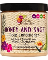 Alikay Naturals Honey and Sage Deep Conditioner - 8 fl oz