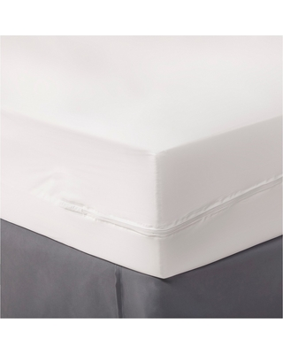 Amazing Deals On Zippered Mattress Protector White Full