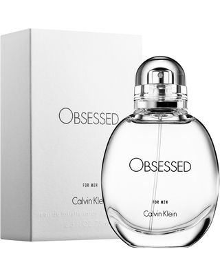 Calvin Klein Obsessed for Him 2.5 oz/ 75 mL Eau de Toilette Spray