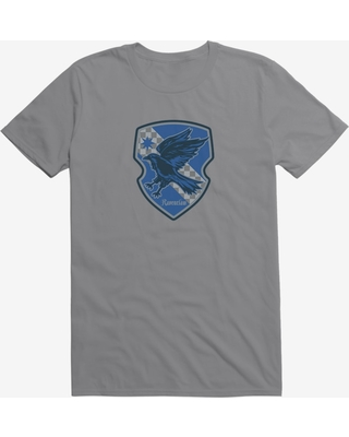 Harry Potter Ravenclaw Checkered Shield T-Shirt