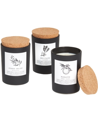 Wellness Essential Oil Scented Candle by World Market