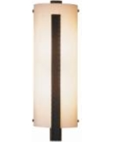 """Hubbardton Forge Impressions 23 1/4"""" High Wall Sconce"""