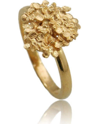 Karolina Bik Jewellery - Amaranth Ring Gold