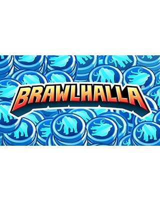 Get the Deal: Brawlhalla - 1600 Mammoth Coins - Nintendo