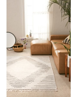 Urban Outfitters Wyatt Woven Rug - Beige 8X10 at Urban Outfitters from  Urban Outfitters (US) | BHG com Shop