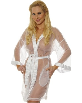Spectacular Sales For Queen Size Kimono Style See Thru