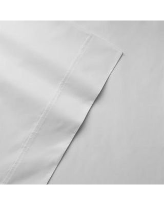 Grand Collection 4-piece 1000 Thread Count Park Place Sheet Set, White, King