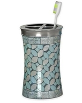 Check Out Deals On Handmade Famistar Toothbrush Holder With Sea Shells