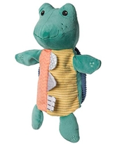 Mary Meyer Baby Einstein First Discoveries Hand Puppet Pal, 13-Inches, Neptune Turtle