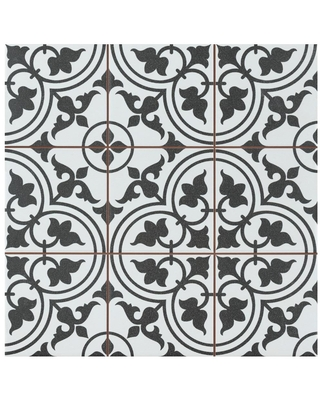 Check Out Deals On Merola Tile Take Home Sample Harmonia Classic White 4 1 2 In X 13 Ceramic Floor And Wall