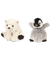 Animated Stuffed Animal That Claps /& Sings Exclusive Happy Penguin Plush Toy 10 Wild Republic 23640 Baby Toys /& Kids Gifts For All Ages