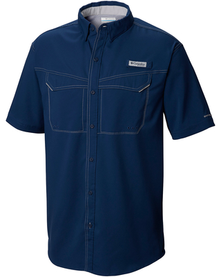Columbia Low Drag Offshore SS Shirt 469 S-