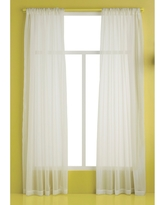 Sheer Window Panel White - Room Essentials