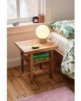 Wyatt Nightstand - Brown at Urban Outfitters