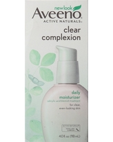 Aveeno Clear Complexion Blemish Treatment Daily Moisturizer - 4oz