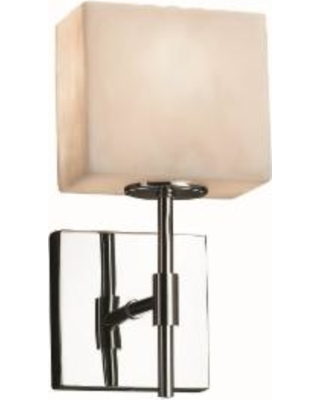 Justice Design Group Clouds 5 Inch Wall Sconce - CLD-8417-55-CROM-LED1-700