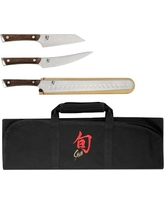 Shun Kanso 4-Piece BBQ Knife Set