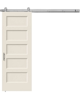 Conmore Primed Smooth Molded Composite MDF  sc 1 st  Better Homes and Gardens & Spectacular Deal on JELD-WEN 30 in. x 84 in. Conmore Primed Smooth ...