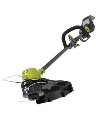 Sun Joe iON100V-16ST-CT Lithium-iON Cordless Brushless String Trimmer | 16-Inch | 100-Volt | Core Tool Only (No Battery + Charger)