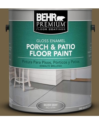 BEHR Premium 1 Gal. #PPU7 2 Tree Swing Gloss Porch And Patio Floor