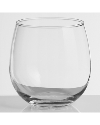 Stemless Red Wine Glasses Set of 4 by World Market