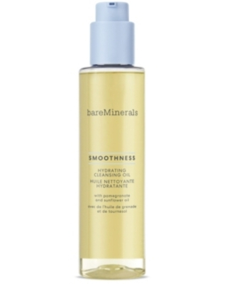 bareMinerals Smoothness Hydrating Cleansing Oil, 6 oz.
