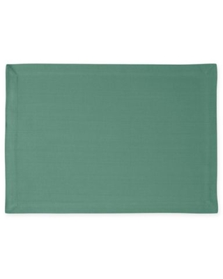 Laguna Solid Placemats in Forest (Set of 4)