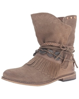 Musse & Cloud Women's Anaeh Ankle Bootie, BRW, 37 EU/6-6.5 M US