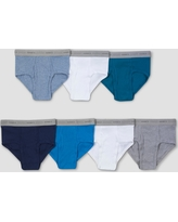 Hanes Boys' 7pk Classic Briefs - Colors May Vary, Size: XL, Multicolored