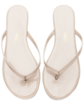 TKEES Sandals in Nude. - size 6 (also in 5)