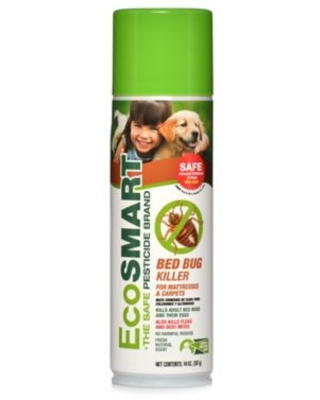 EcoSmart 14 oz. Bed Bug Spray for Mattresses and Carpets