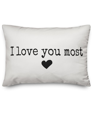 designs direct i love you most throw pillow by designs direct michaels from michaels stores real simple