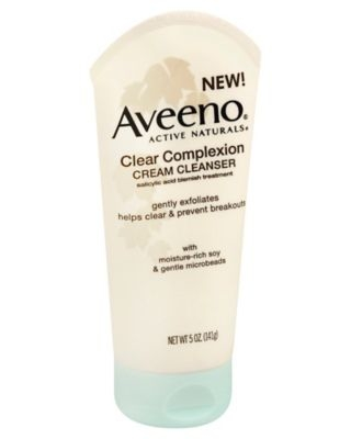 Aveeno® Active Naturals® 5 oz. Clear Complexion Cream Cleanser