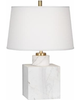 Robert Abbey Jonathan Adler Canaan Mini Modern Table Lamp